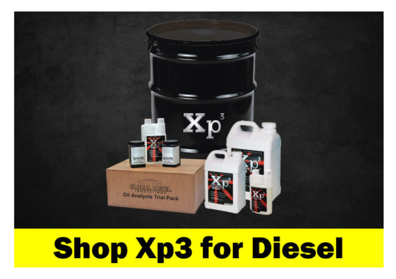 Click Here to Shop for Xp3 Diesel Fuel Enhancer!