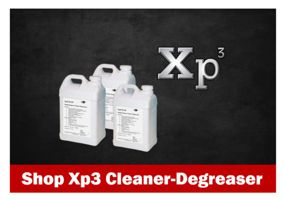 Click Here to Order Xp3 Cleaner-Degreaser!