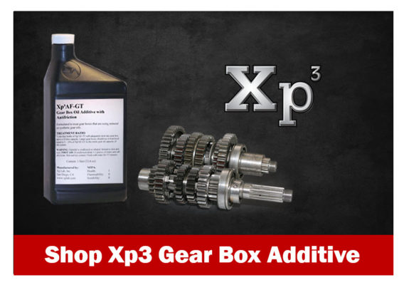 Click Here to Order Xp3 Gear Box Additive!