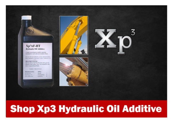 Click Here to Order Xp3 Hydraulic Oil Additive!