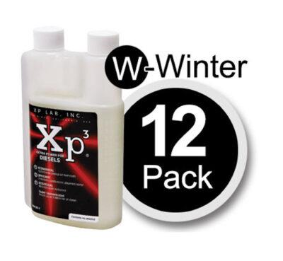 12 pack Xp3 diesel winter