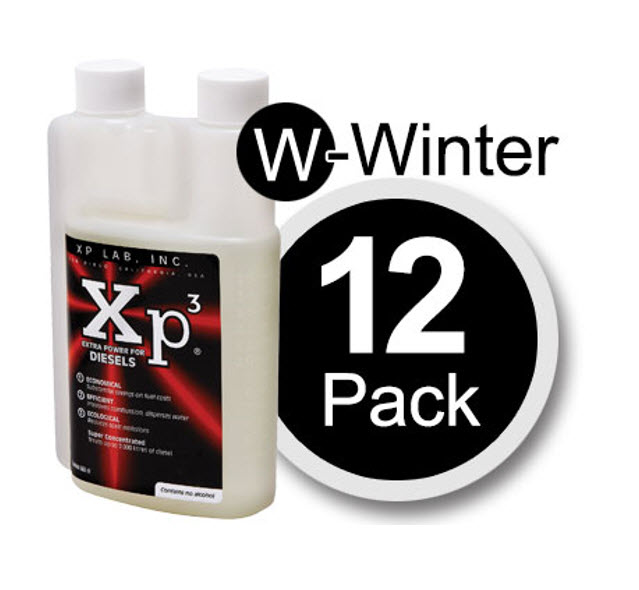 12 pack Xp3 diesel winter