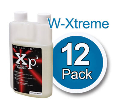 Case of 12 16 oz bottles of Xp3 Diesel Winter Xtreme