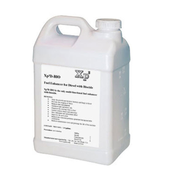 Xp3 Biocide 2 and half gallon bottle