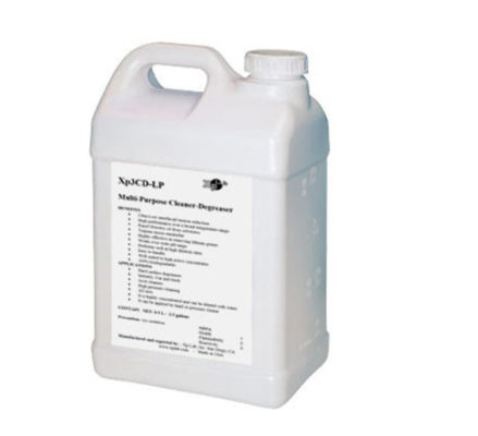 Xp3 Cleaner Degreaser 2 and half gallon bottle