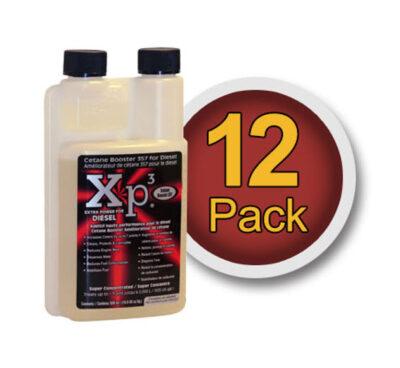 Xp3 diesel cetane booster 12 pack